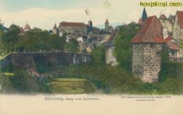 Nürnberg - Burg Vom Spittlertor [AA17-833 - Rho
