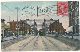 OH - FINDLAY - Main Street Bridge - Etats-Unis