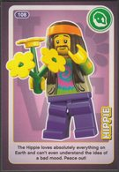 Lego Trading Card - Create The World - 108 Hippie - Trading Cards