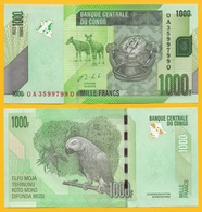 Congo 500 Francs P-100 2010 Commemorative UNC - Congo