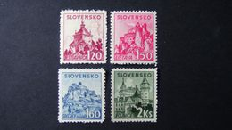 Slovakia - 1941 - Mi:SK 84, Sn:SK 61, Yt:SK 57 O.G. - Look Scan - Slowakische Republik