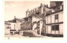 Pau (Pyrénées Atlantiques)-Ancienne Porte Du Château Henri IV Et La Tour De La Monnaie-Edit.Labouche Frères, Toulouse - Pau