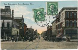 OH - CANTON - East Tuscarawas Street - Etats-Unis
