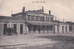 VIRE  -  La Gare - Vire