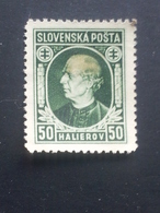 Slovakia - 1939 - Mi:SK 39XA, Sn:SK 30, Yt:SK 26 O.G. - Look Scan - Slowakische Republik