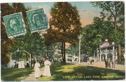 OH - CANTON - Meyers Lake Park - Etats-Unis