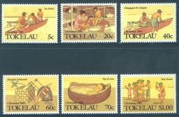 TOKELAU - MNH/** - 1988  - CHRISTMAS - Yv 166-171 -  Lot 18383 - Tokelau