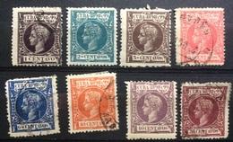 CUBA - 1898-1899 Curly Head Selection - Cuba (1874-1898)