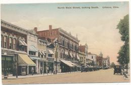 OH - URBANA - North Main Street - Etats-Unis