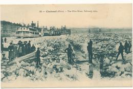 OH - CINCINNATI - Ohio River , February 1905 - Cincinnati