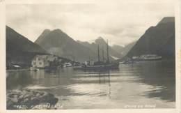 Norvege - Fjaerland 1933 - Norvège