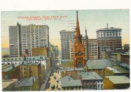 OH - CINCINNATI - Fourth Street - Cincinnati