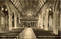 CORNWALL - LAUNCESTON PARISH CHURCH Co812 - England
