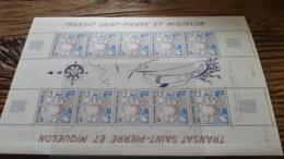 LOT428155 TIMBRE DE COLONIE SAINT PIERRE ET MIQUELON NEUF** LUXE FEUILLE - Collections, Lots & Séries