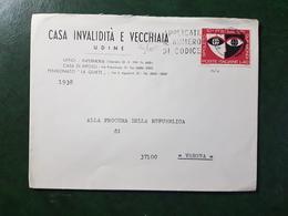 (5939) ITALIA STORIA POSTALE 1967 - 1961-70: Marcophilia