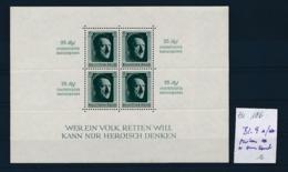 D.-Reich Nr. Block 9 - Bitte Zettel Beachten    (zu186  ) Siehe Scan - Deutschland
