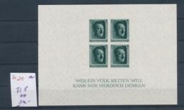 D.-Reich Nr. Block  8   - Bitte Zettel Beachten    (zu210  ) Siehe Scan - Blocks & Kleinbögen
