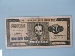 VIETNAM-50 DONG 1950 - Vietnam