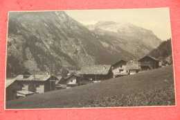 Val Gressoney Aosta Scorcio Rppc Ed. Ferrania NV  Agosto 1960 Scritto A Matita - Italia