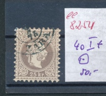 Österreich Nr.  40 If O (ee8254   ) Siehe Scan - 1850-1918 Imperium