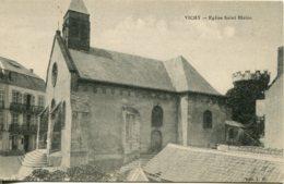 CPA -  VICHY - EGLISE SAINT-BLAISE - Vichy