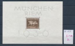 D.Reich  Nr. Block  4  **  (zu259  ) Siehe Scan - Deutschland