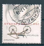 BRD - 2017 - MiNr. 3320 - Gestempelt - Used Stamps