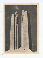 Deux Cartes Entiers Postaux Memorial De Vimy Canada. CAD Vimy France Canadian Memorial 1936. (919) - Entiers Postaux