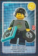 Lego Trading Card - Create The World - 125 DJ - Trading Cards
