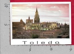 CARTOLINA VG SPAGNA - TOLEDO - Vista Parcial - Catedral - 10 X 15 - ANN. 2001 - Toledo