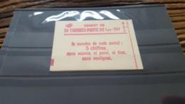 LOT428206 TIMBRE DE FRANCE NEUF** LUXE N°1972-C3 VALEUR 48 EUROS - Carnets