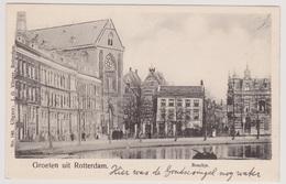 Rotterdam - Boschje - Oud - Rotterdam