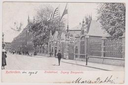 Rotterdam - Kruisstraat Ingang Diergaarde - 1905 - Rotterdam