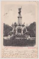 Rotterdam - Monument Burgermeester Hofmansplein - Rotterdam