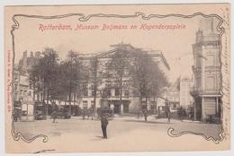 Rotterdam - Museum Boijmans En Hogendorpsplein - Rotterdam