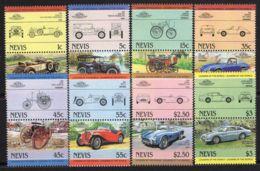 NEVIS : JOLIE COLLECTION DE 6 SERIES COMPLETES , TIMBRES NEUFS LUXE SANS TRACE DE CHARNIERE,A SAISIR. - St.Kitts-et-Nevis ( 1983-...)