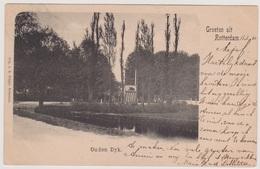 Rotterdam - Ouden Dyk - 1901 - Rotterdam