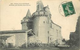 NOYERS (près De Moulins) - Château De La Coudraie. - France