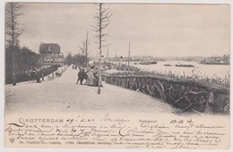 Rotterdam - Parkheuvel Met Volk - 1904 - Rotterdam