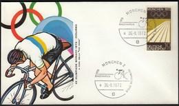 Germany Munich 1972 / Olympic Games Munich / Cycling - Sommer 1972: München