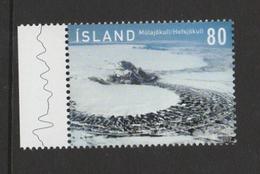 Hofsjökull Islande Paysage Montagne Mountains Moutain Land Scape Glaciers Glacier Volcan Stratovolcan - Géographie