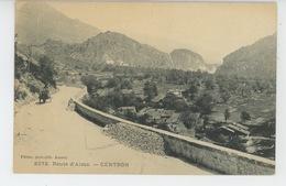 Route D' Aime - CENTRON - France