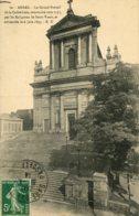 CPA - ARRAS - GRAND PORTAIL DE LA CATHEDRALE  (IMPECCCABLE) - Arras