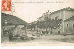 Saint Maurice De Cazevieille, Gard, La Mairie - France