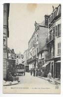 Mantes Sur Seine - La Rue Du Vieux Pilori - Mantes La Ville