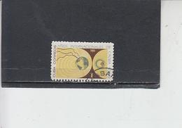 CUBA  1965 - Yvert 843 - Astrologia - Astrologia