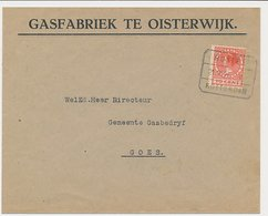 Treinblokstempel : Boxtel - Rotterdam V 1926 - Periode 1891-1948 (Wilhelmina)