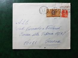(6071) ITALIA STORIA POSTALE 1968 - 1946-.. République