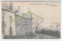 VO  247  /  CHAMPLON - ARDENNES  /   Le Vieux Château - Tenneville