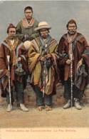 Bolivie - Ethnic V / 76 - Indios Jefes De Comunidades - La Paz - Bolivie